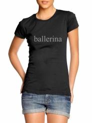 GYMO SPORTS - Bale Tişört Ballerina