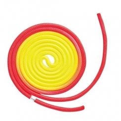 CHACOTT - Chacott Ritmik Cimnastik İpi Turuncu&Sarı 2 Renkli (F.I.G. Onaylı)