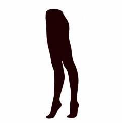 GRISHKO - Grishko Convertible Bale Çorabı Siyah
