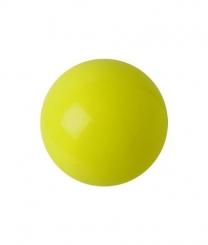 PASTORELLI - Pastorelli 16 cm Ritmik Cimnastik Topu Fosforlu Pembe