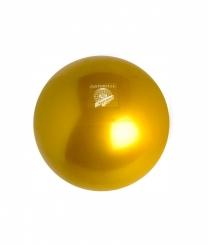 PASTORELLI - Pastorelli 18cm Ritmik Cimnastik Topu Altın