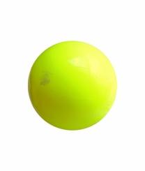 PASTORELLI - Pastorelli 18cm Ritmik Cimnastik Topu Fosforlu Sarı