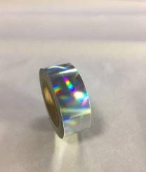 GYMO SPORTS - Dekoratif Bant Gökkuşağı Gümüş