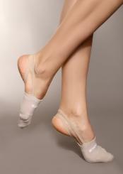 PRIDANCE - Pridance Çorap Cimnastik Patiği Ten Rengi 993