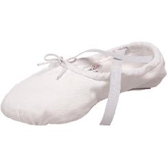 SANSHA - Sansha Bale Patiği Pro 1 Canvas Beyaz