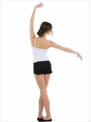 SOLO DANCE - Solo Dance Pamuklu Cimnastik Şortu