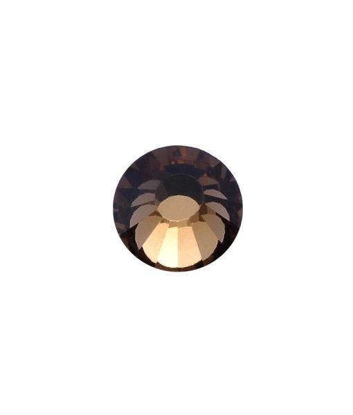 SS16 Hot-Fix Kristal Colorado Topaz