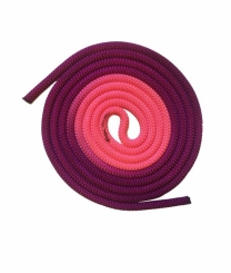 VENTURELLI - Venturelli Ritmik Cimnastik İpi Mor&Pembe 2 Renkli (F.I.G. Onaylı)