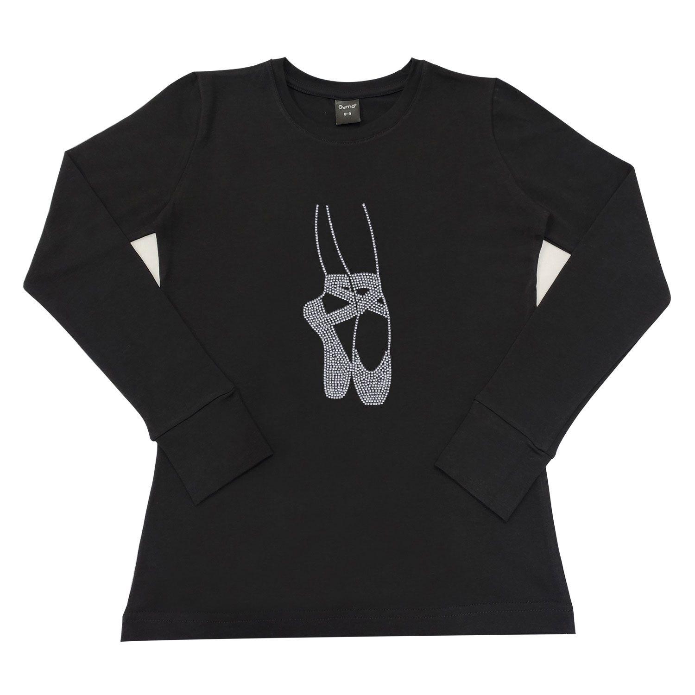 Gymo Sports Uzun Kol Parmak Delikli T-Shirt