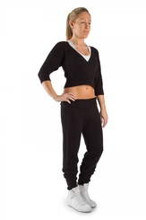 BLOCH - Bloch Warm Up Pants PST1615 Siyah