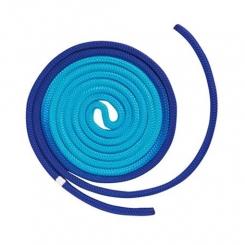 CHACOTT - Chacott Combination Ritmik Cimnastik İpi 728 Lacivert&Turkuaz 2 Renkli (F.I.G. Onaylı)