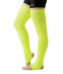 CHACOTT - Chacott Neon Sarı Bacak Isıtıcı