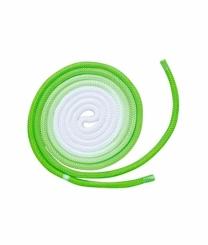 CHACOTT - Chacott Gradation Rope Outer Color Ritmik Cimnastik İpi 733 Yeşil (F.I.G. Onaylı)