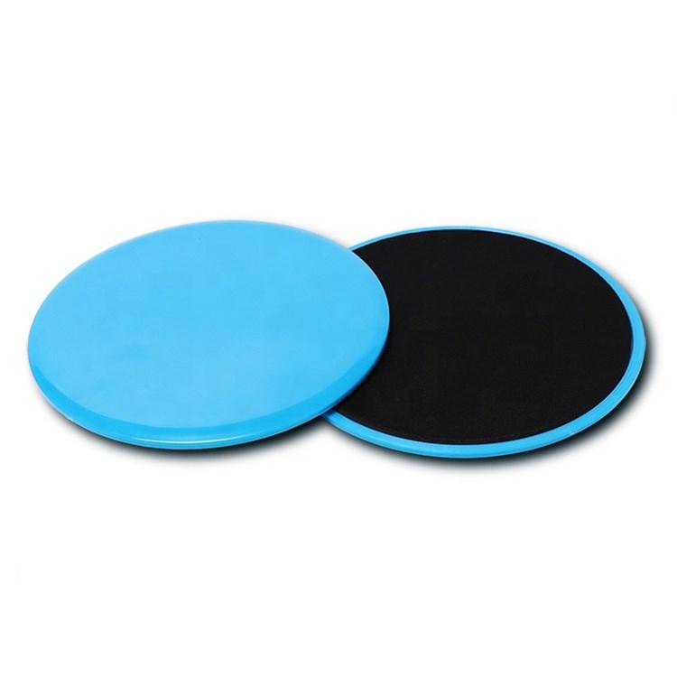 GYMO SPORTS - Gymo Core Slider Pilates Egzersiz Kayar Disk Mavi