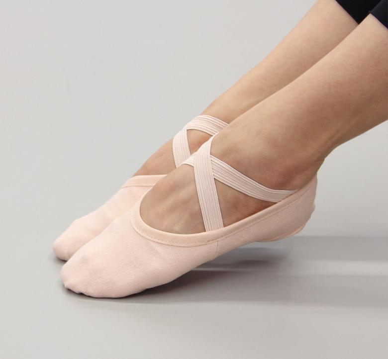 GYMO DANCEWEAR - Gymo Danceyou Pro Stretch Bale Patiği