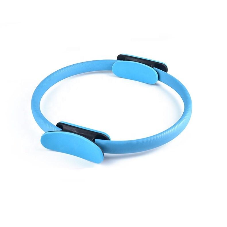 GYMO SPORTS - Gymo Yoga Pilates Egzersiz Çemberi 38cm Mavi