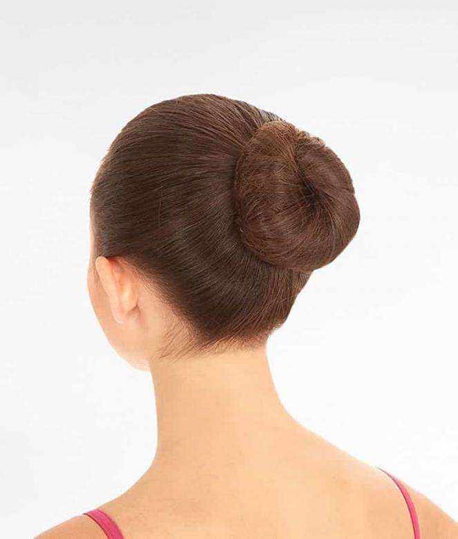 İnce Saç Filesi (5'li Paket) Açık Kahverengi