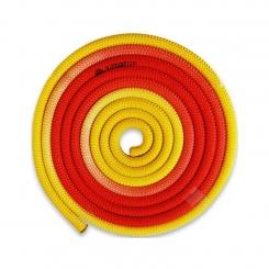 PASTORELLI - Pastorelli New Orleans Ritmik Cimnastik İpi Sarı&Turuncu&Kırmızı
