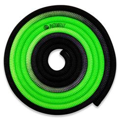 PASTORELLI - Pastorelli New Orleans Ritmik Cimnastik İpi Yeşil&Siyah