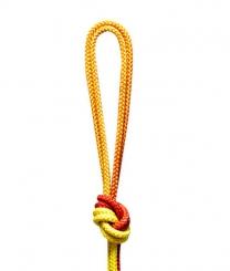 PASTORELLI - Pastorelli Patrasso Ritmik Cimnastik İpi Sarı&Kırmızı 2 Renkli (F.I.G. Onaylı)