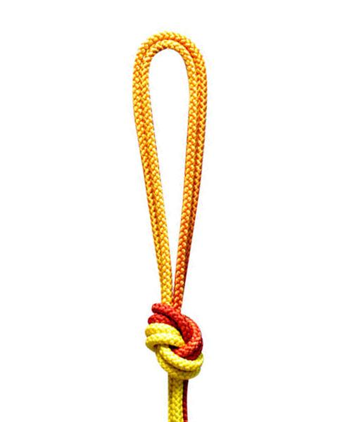 Pastorelli Patrasso Ritmik Cimnastik İpi Sarı&Kırmızı 2 Renkli (F.I.G. Onaylı)