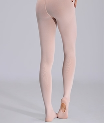 PRIDANCE - Pridance Convertible Bale Çorabı 40 Denye 513C Cipria (Toz Pembe)
