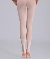 PRIDANCE - Pridance Convertible Bale Çorabı 60 Denye 514C Rosa (Açık Pembe)