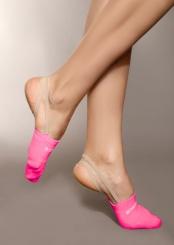 PRIDANCE - Pridance Çorap Cimnastik Patiği Fosforlu Pembe 993