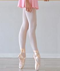 PRIDANCE - Pridance Deliksiz Bale Çorabı 60 Denye 514 Beyaz