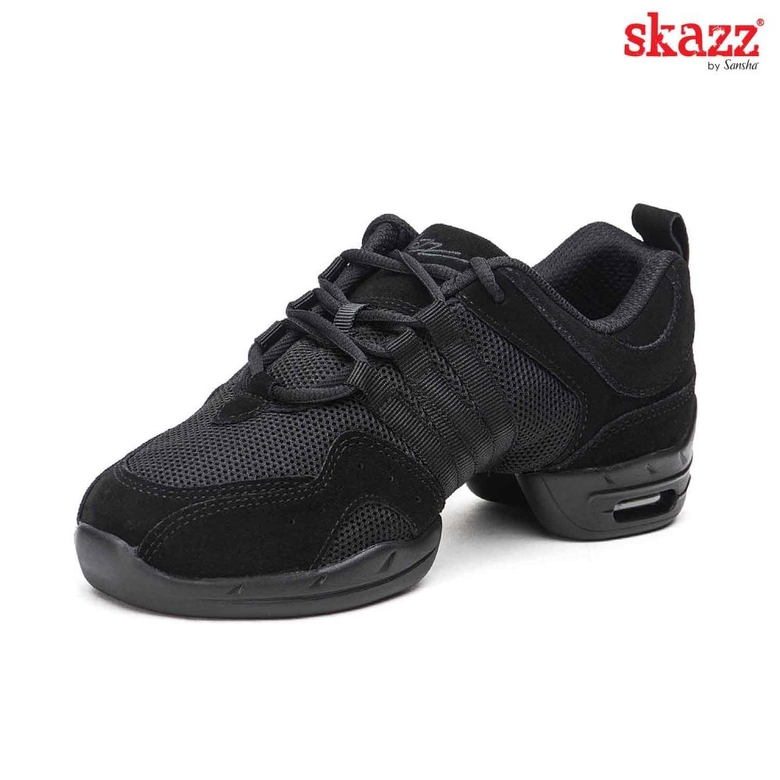 SANSHA - Sansha Sneaker P22Ls Tutto Nero Street Jazz