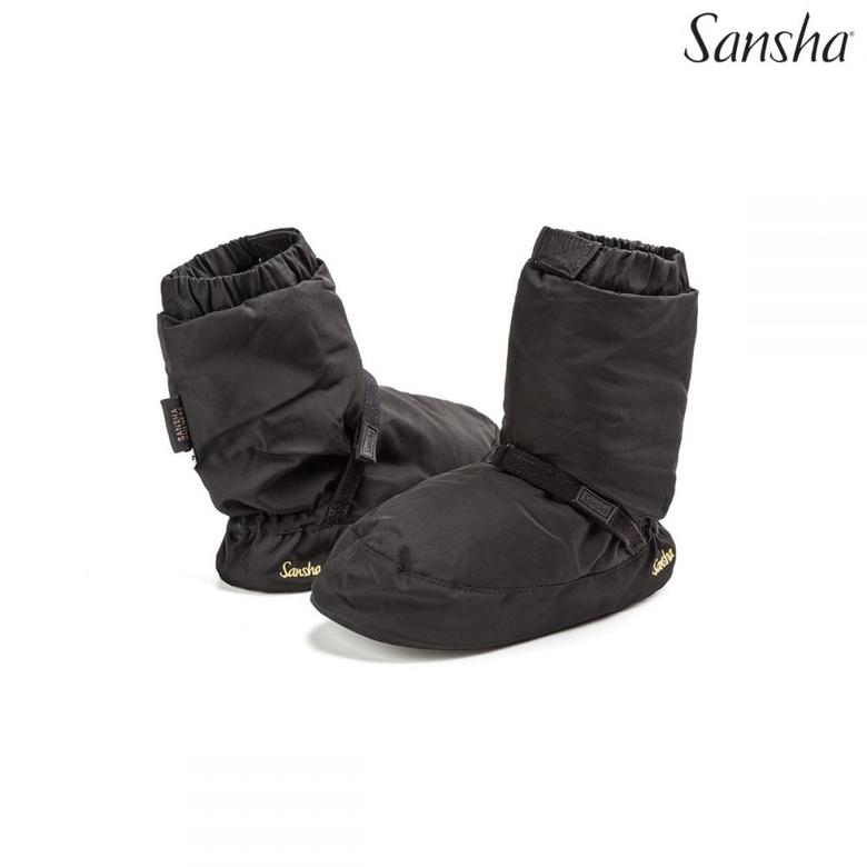 SANSHA - Sansha Woox Isıtıcı Bot Siyah