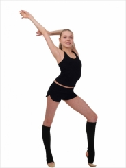 SOLO DANCE - Solo Dance Pamuklu Cimnastik Şortu FD761-839